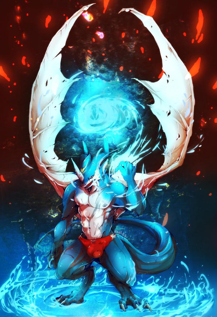Supernova by X-Buimon-Sama