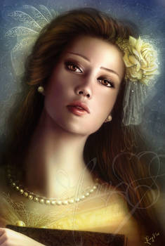 Belle Portrait