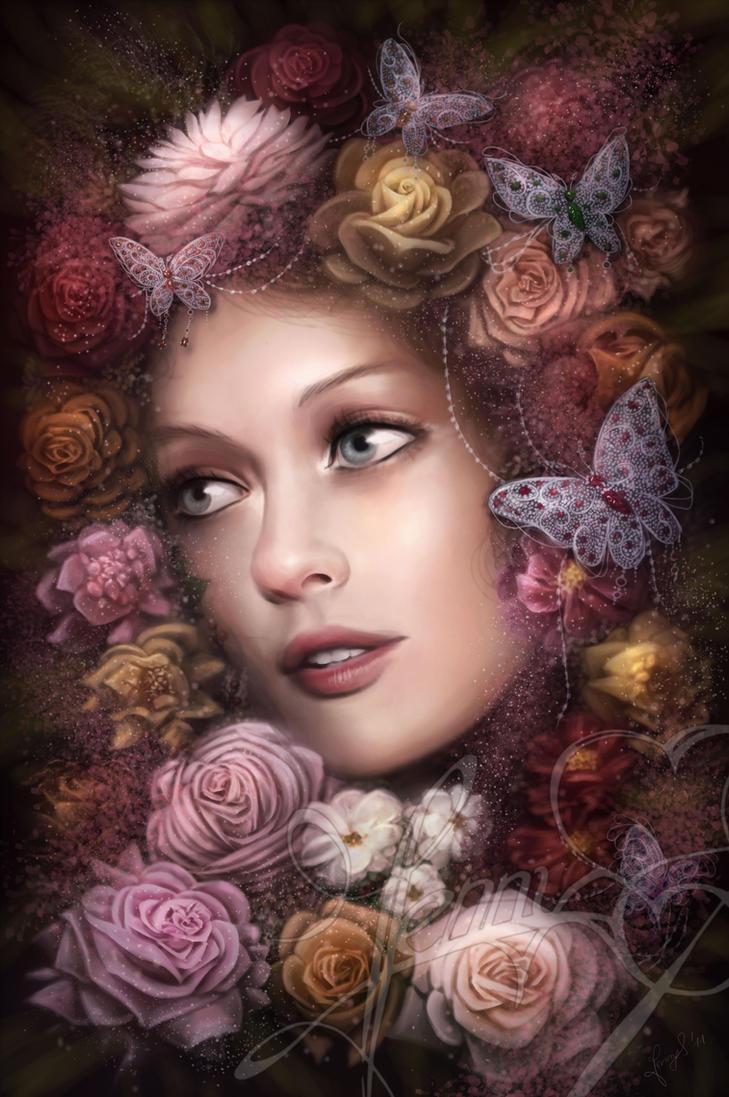 Duchessa de la Rosa by Jennyeight