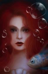 Ariel Portrait by Jennyeight