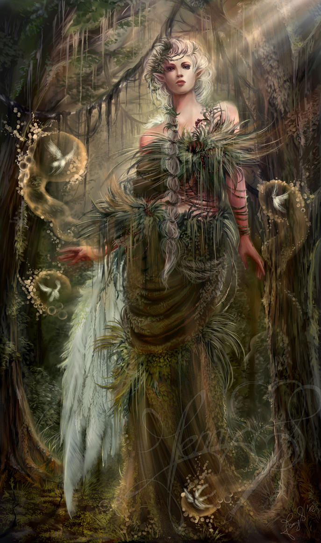 Princess of the jungle by Jennyeight