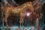 The Cavalry Girl