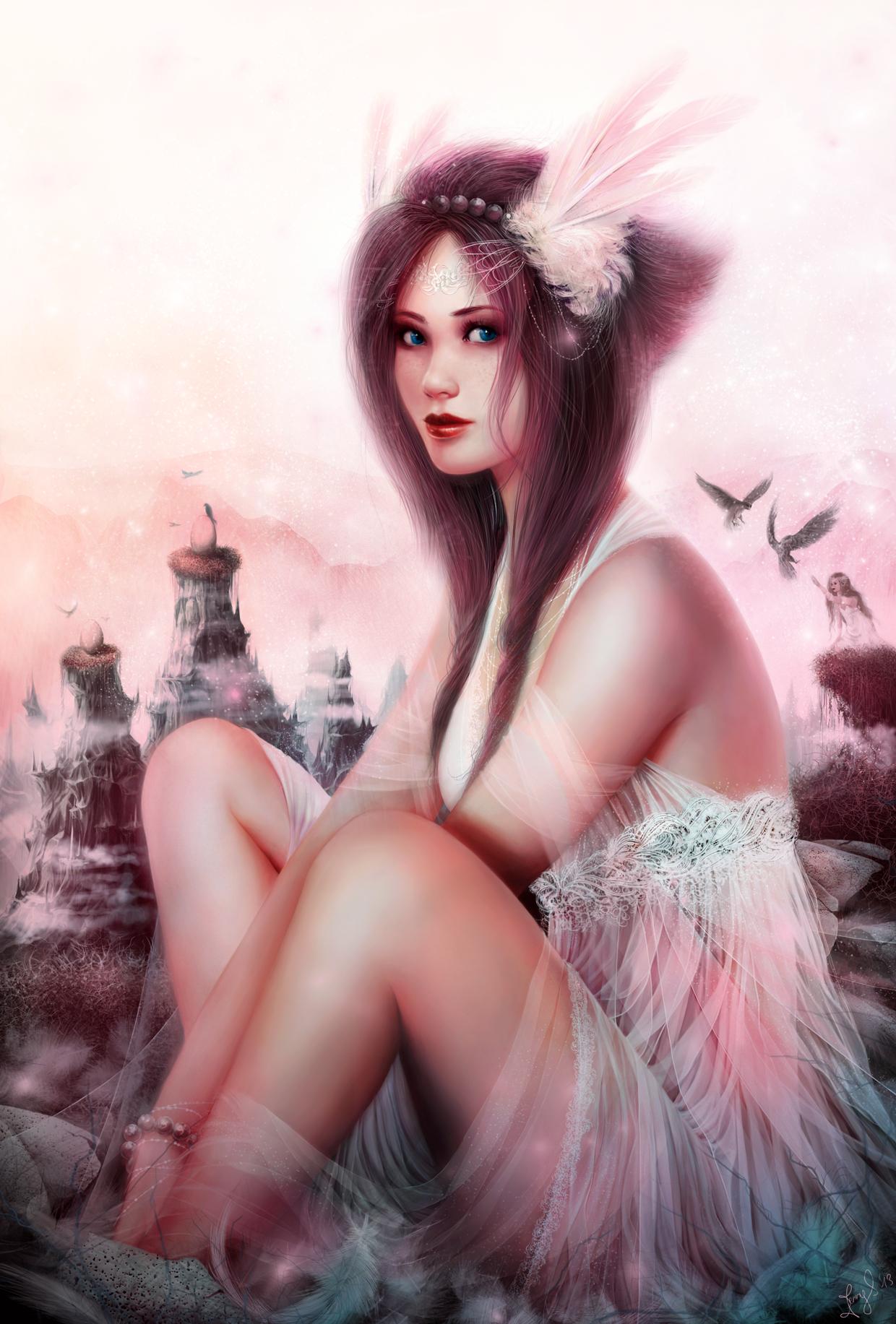 The Innocent Bird by Jennyeight