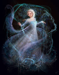 Elsa by Jennyeight