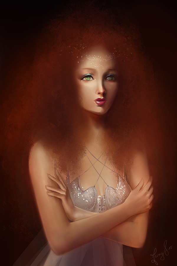 Modifs d'avatars - Page 2 The_other_merida_by_jennyeight-d9kxpcl