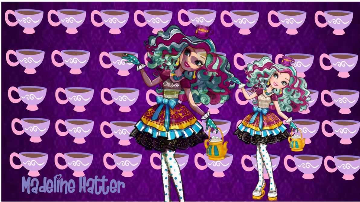Madeline Hatter Wallpaper By NiteNitepillow