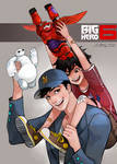 [BIGHERO6]Hamada brothers