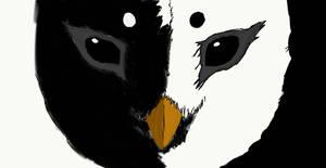 Spirit Owl by The-Last-DragonWolf