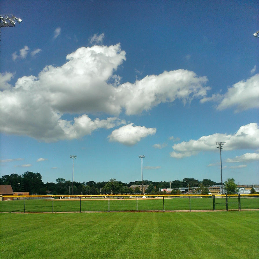 Baseball Field by marc-the-kid