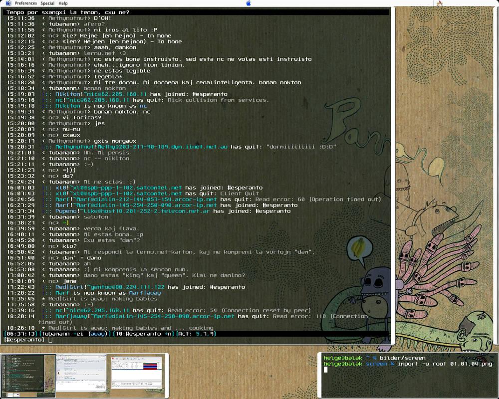 Desktop for 01.01.05