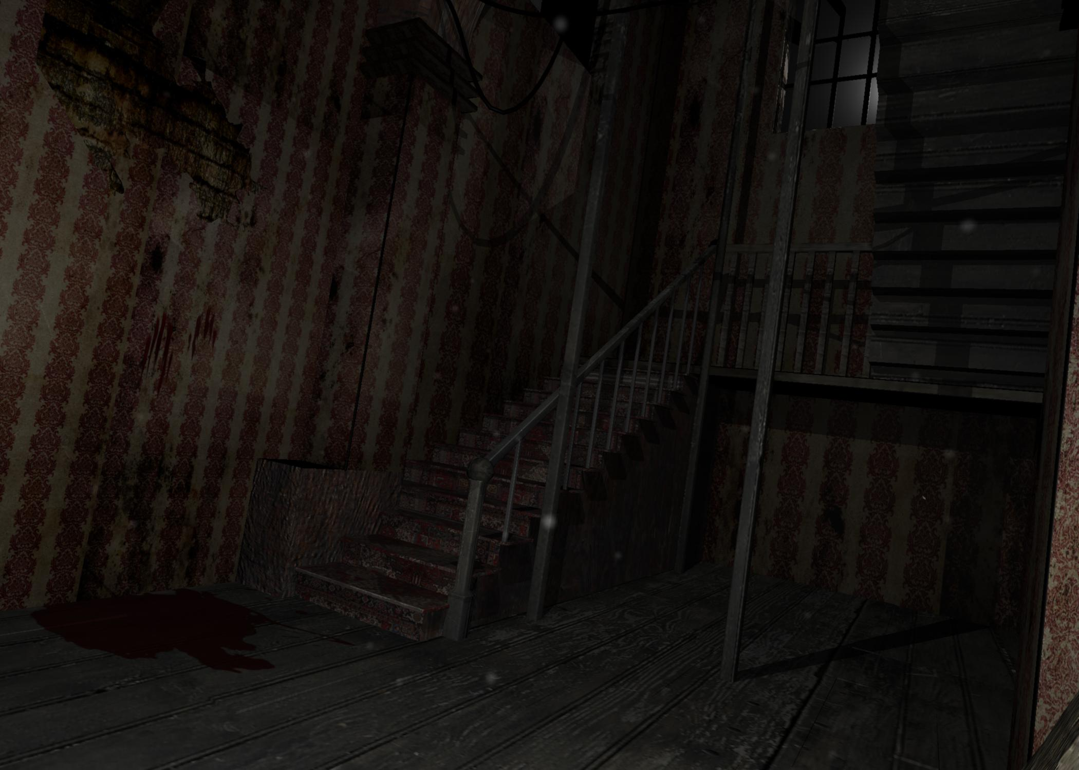 Creepy Room By Thatbenkid On Deviantart