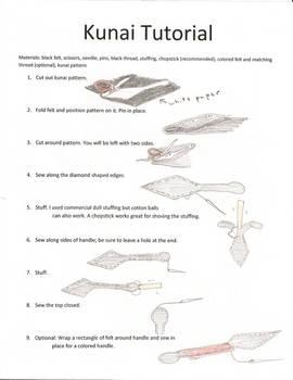 Kunai tutorial