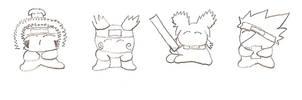 Koala's March Naruto
