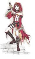 Yuna: Vampire Hunter