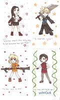 Valentine Cards III