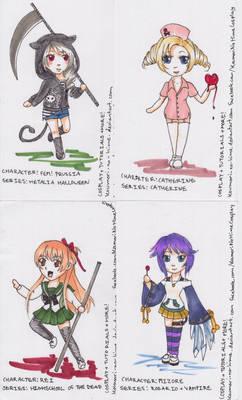 Chibi Cards 8