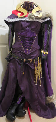 Liliana Vess Cosplay Tutorial Masterpost