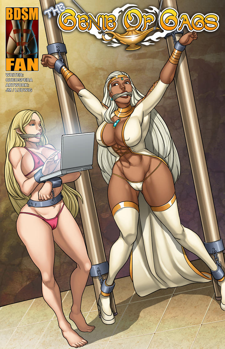Your comics naked women bondage