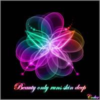 Beauty only runs skin deep by Codex-nz