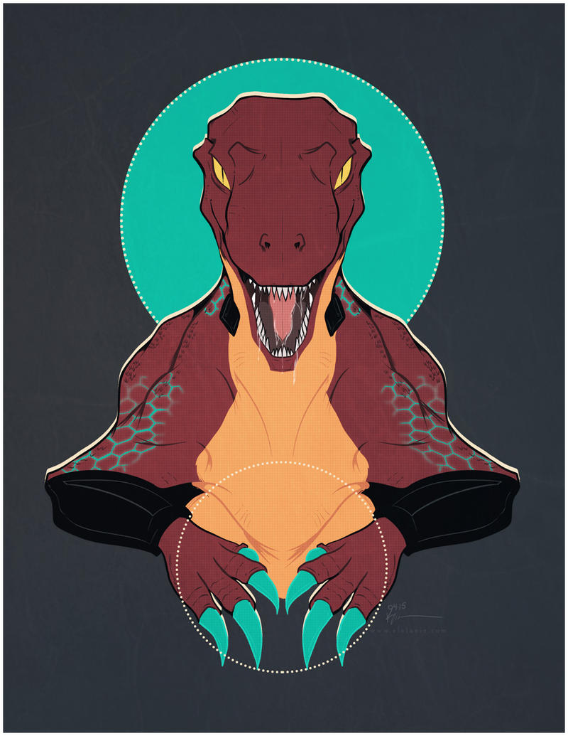 0415 Riptor by EleganceLiberty