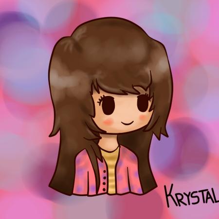 Krystal by O-Ghostblack