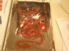 Cherub Demon. by Selene344