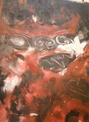 Close-up of Demon Cherub. by Selene344