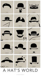 A Hats World Poster LowRes