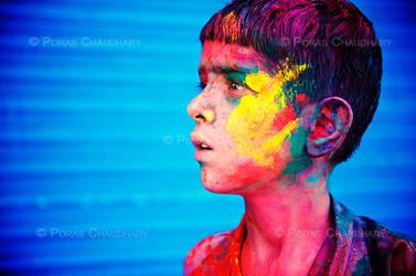 No More Holi by poraschaudhary