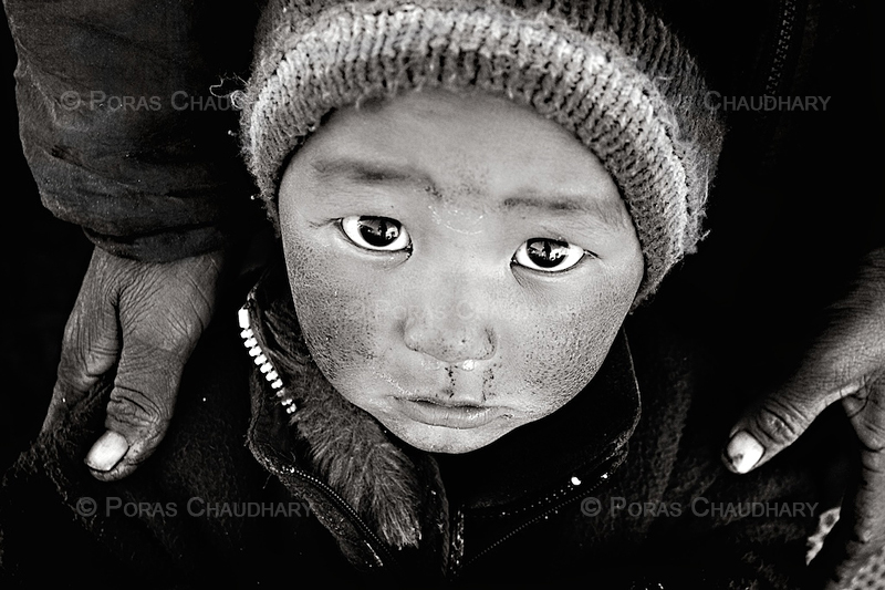 Eyes of Innocence by poraschaudhary
