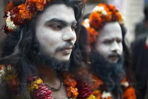 Naga Sadhus by poraschaudhary