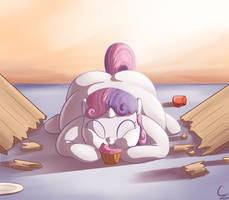 Sweetie Cupcake Part 2 by C-adepsy