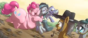 Pie Family Reunion by C-adepsy