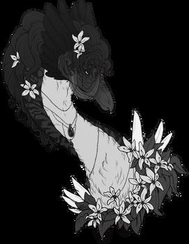 Commission - Flower Child