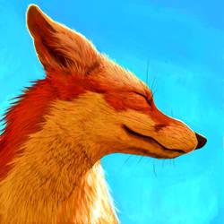 Fox by nightinfail