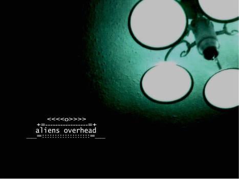 Aliens Overhead