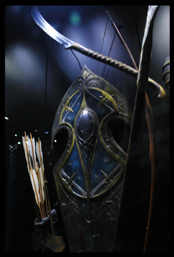 Lord of the ring elvish armor by sensiart