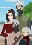 [Naruto Oc ] Hatake Family