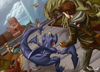 Pokemon World by Rocai-Media