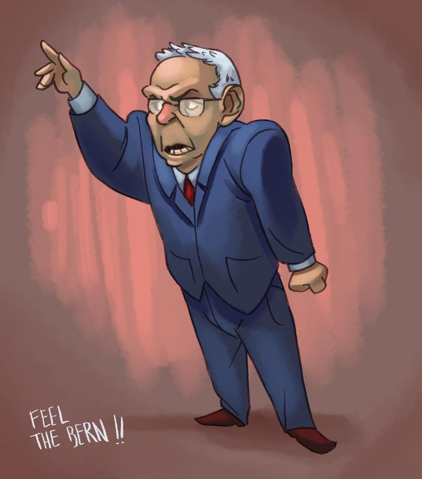 Bernie by Rocai-Media