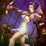 Age of Champions Artemis