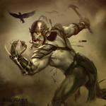 Battle ogre