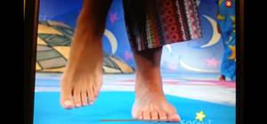 Nina feet