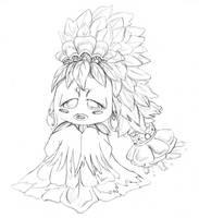 Deku Princess by Madame-Clockwork
