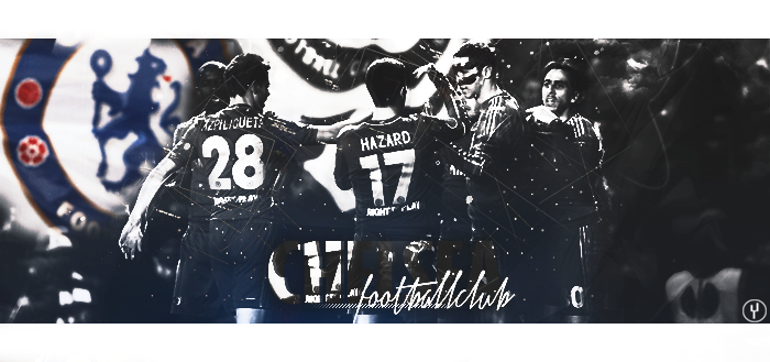 Chelsea Football club by YFGFX