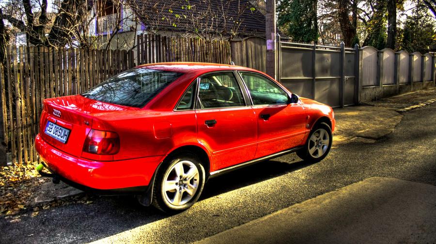 HDR Car by NevroticAngel on