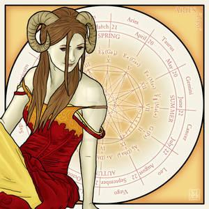 Aries by phantoms-siren