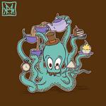 Mr Octosquidy's Tea Party