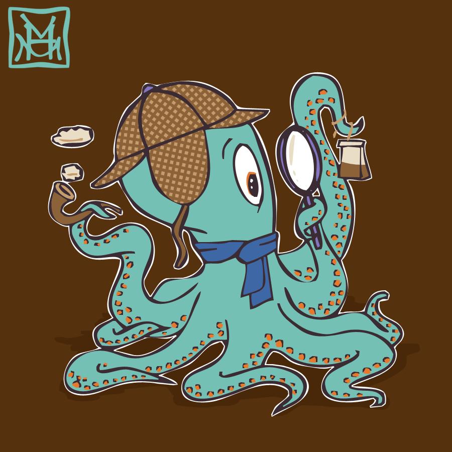 OctoSquidy Investigates