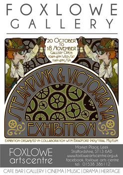 Steampunk and Victoriana Exhibition